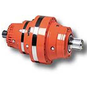 Planetary worm gear reducer (gearbox)
